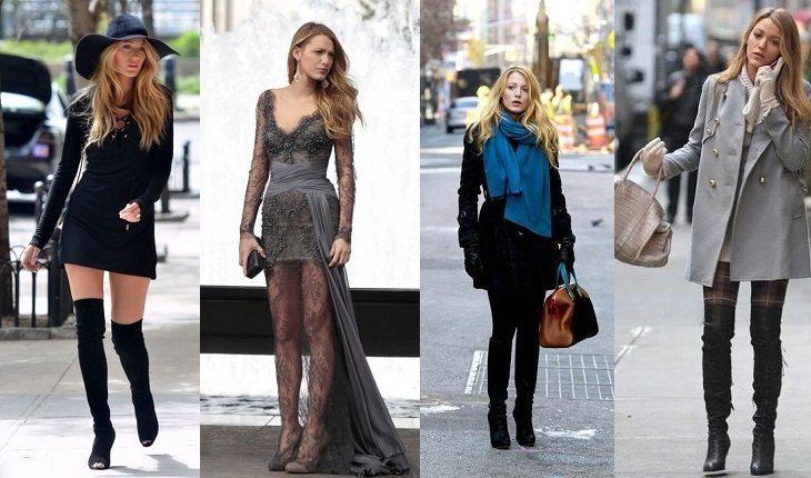 32 looks de Gossip Girl que você já desejou