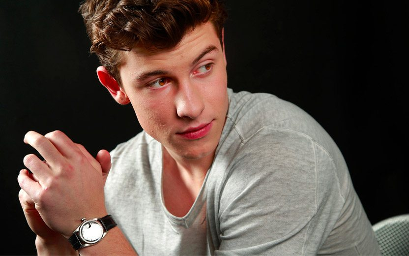 MTV divulga vídeos em 360º do Unplugged do Shawn Mendes