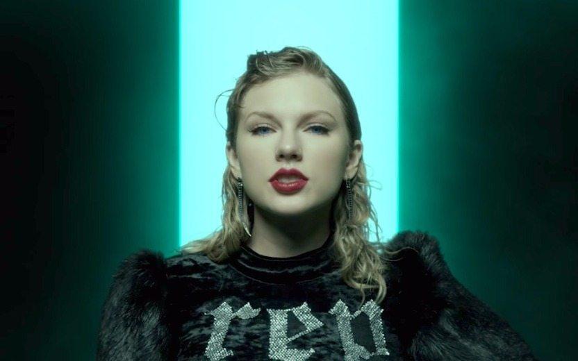 "Taylor Swift lança ""..Ready for it?''"