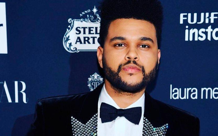The Weeknd deixa todas as redes sociais em vermelho! O que será que vem por aí?
