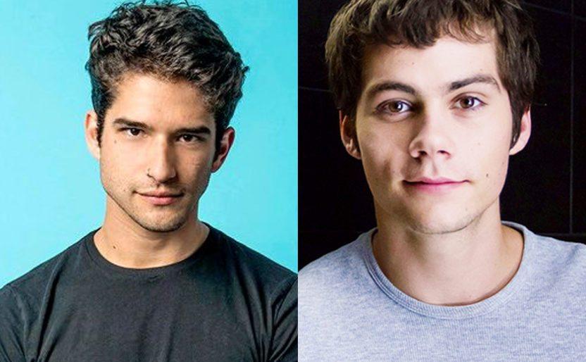 Tyler Posey e Dylan O'Brien