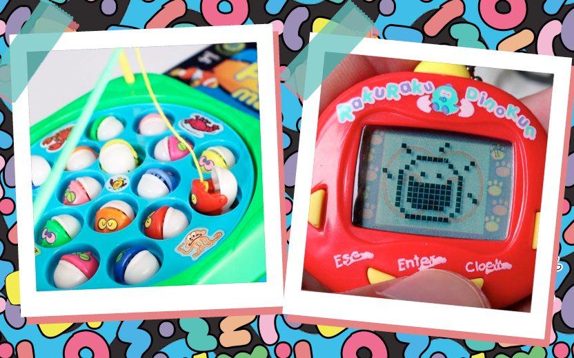 Dia das crianças: 20 brinquedos que são pura nostalgia!