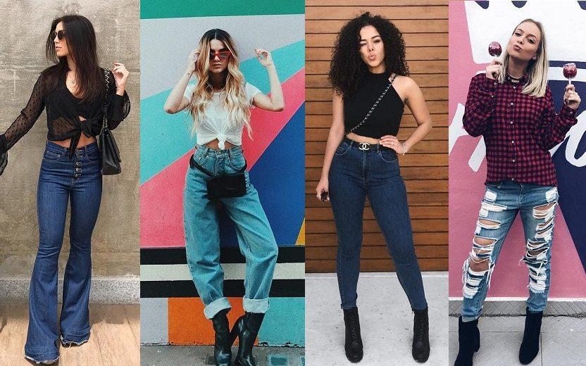 looks com calça jeans para se inspirar!