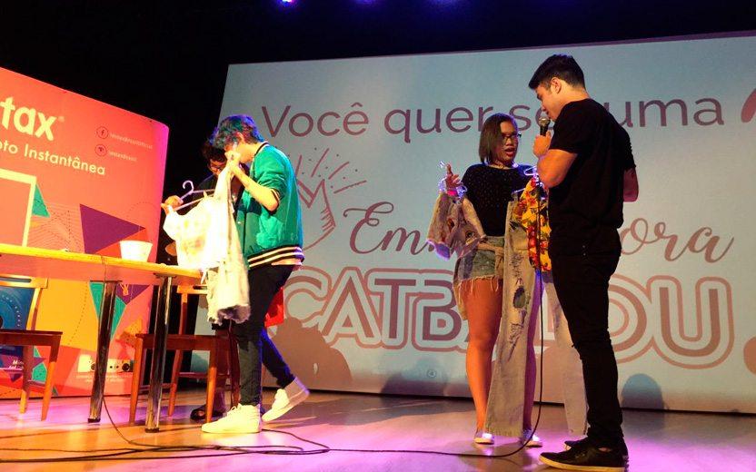 Festival todateen em Salvador: as melhores brincadeiras