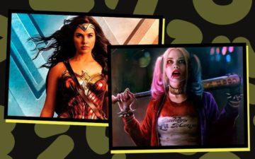 Fantasias de Halloween mais buscadas no Google: Mulher-Maravilha e Arlequina