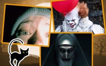 Filmes de terror de arrepiar