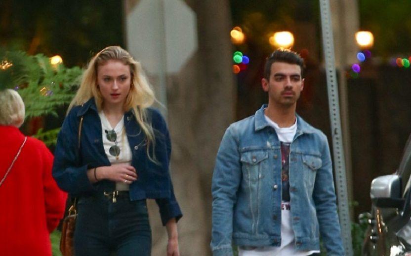 Joe Jonas e Sophie
