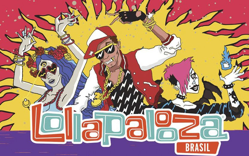 line up lollapalooza 2018