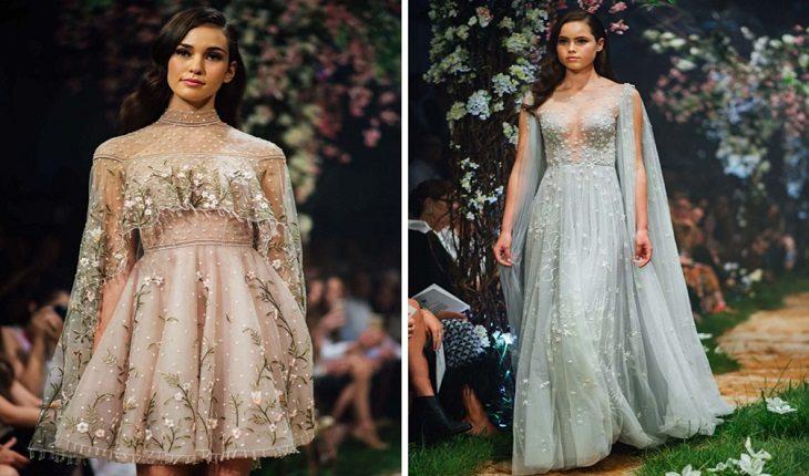 Estilista Lança Os Vestidos Inspirados Nas Princesas Disney