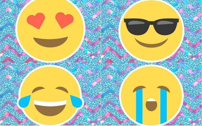 escolha um emoji e diremos como será o seu 2018