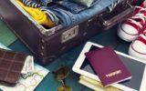 Coisas para serem organizadas na hora de fazer a mala