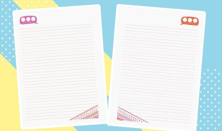 Cadernos da nova linha da todateen
