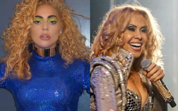 Lady Gaga e Joelma
