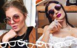 óculos grandes: inspirações das celebridades
