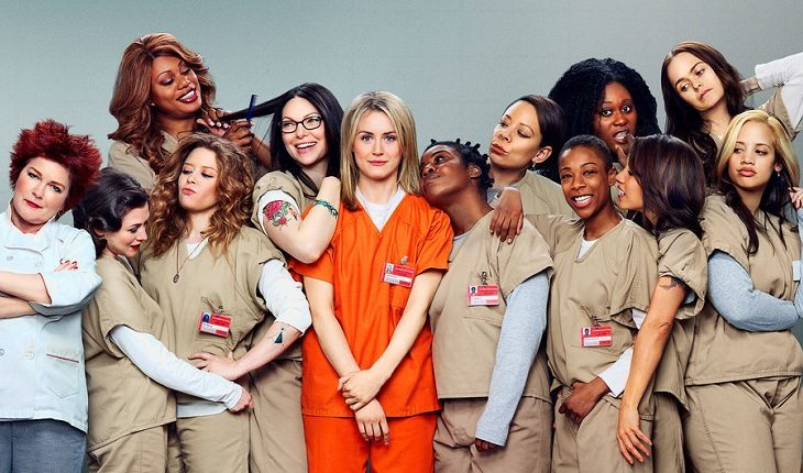 mulheres da séries orange is the new black