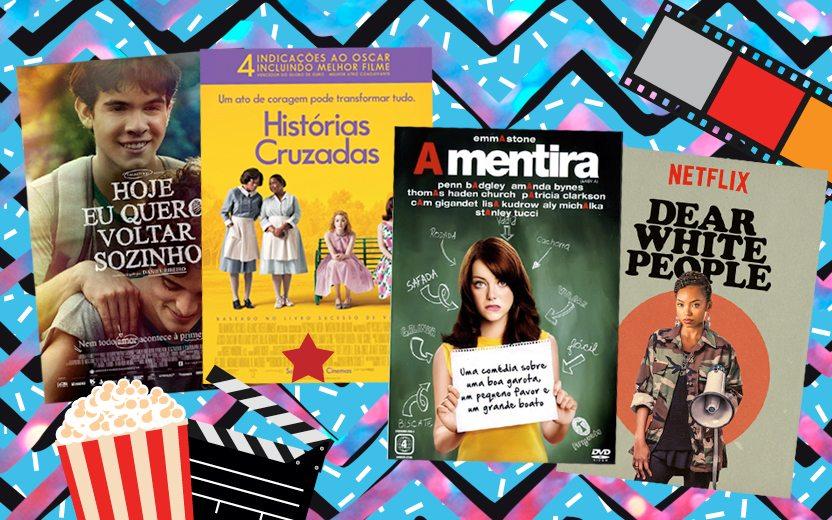 Séries e filmes da Netflix que tratam diferentes tipos de preconceitos