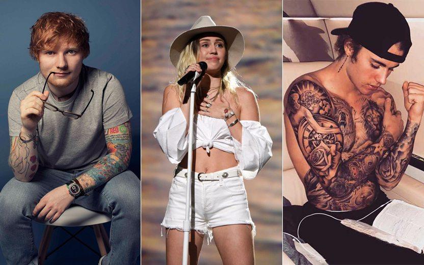 tatuagens dos famosos