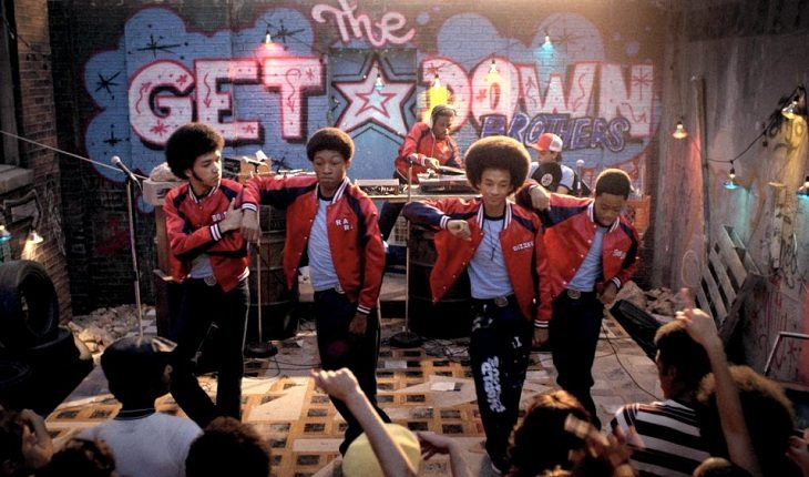Elenco de the get down