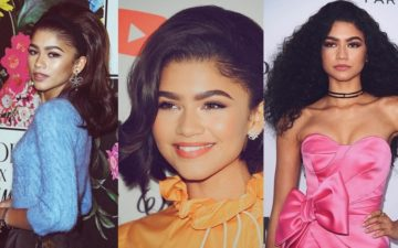 Quer mudar de visual? Inspire-se nos cabelos da Zendaya!
