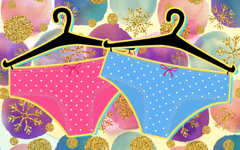 Cor da calcinha de cada signo para o ano-novo