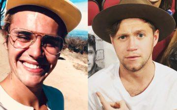 Justin Bieber e Niall Horan