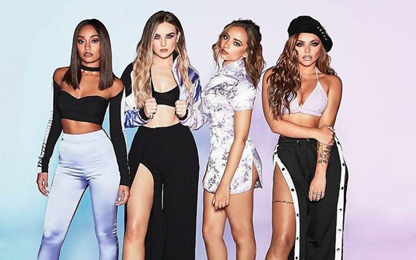 Little Mix: lançamento do clipe de Nothing Else Matters