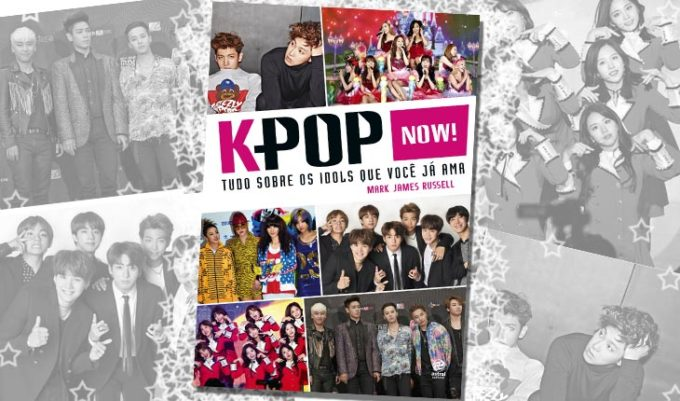 Livro K-Pop Now! da Astral Cultural