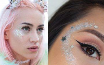 Maquiagem com glitter: 40 produtinhos de beleza para você arrasar