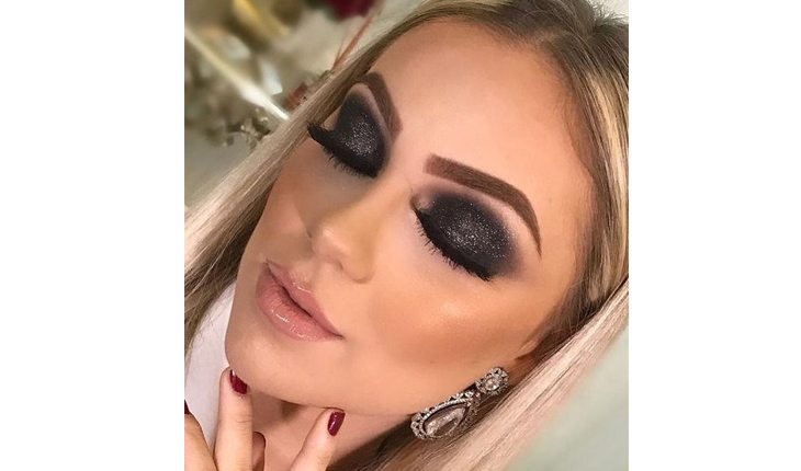 Make com olho preto