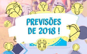 previsões para 2018 de cada signo
