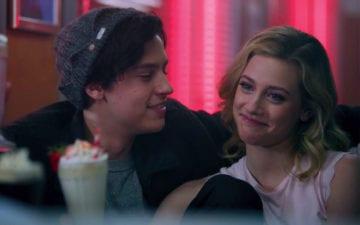 Betty e Jughead de Riverdale - como puxar assunto com o crush