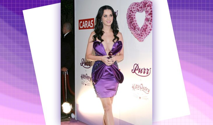Resultado de imagem para katy perry  vestido Ultra Violet