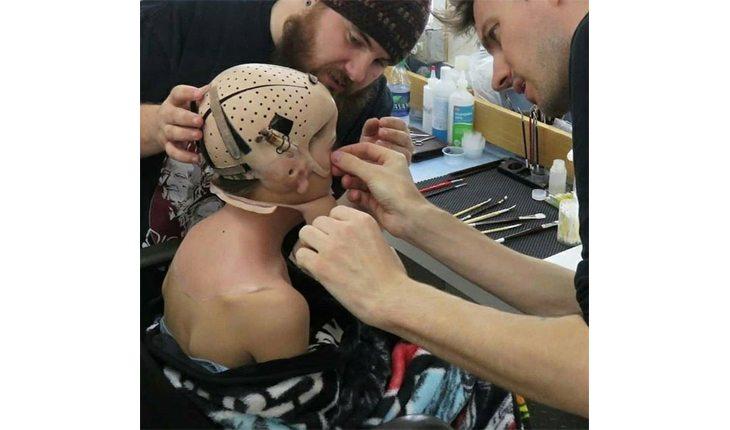 maquiagem de Extraordinário
