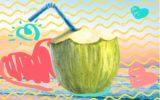 hidratação com óleo de coco