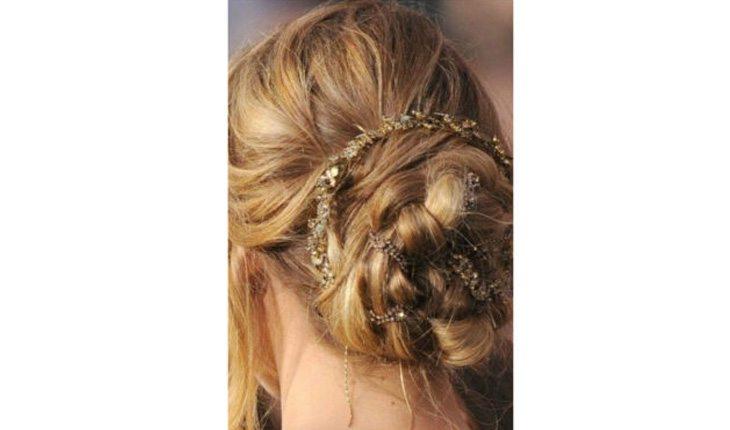 corrente de cabelo