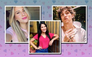 youtubers do Dia de Verão: Niina Secrets, Thaynara OG e Christian Figueiredo