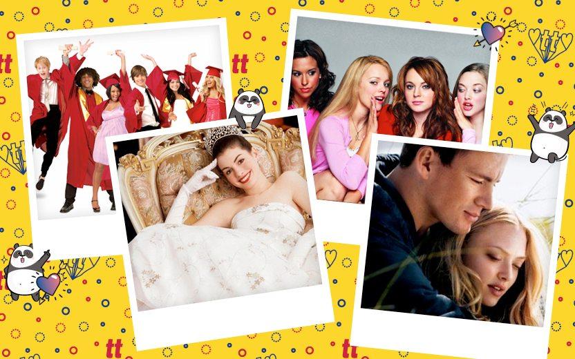 Imagens de filmes que podem revelar como será o resto das férias