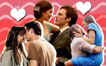 As melhores frases de filmes românticos para você compartilhar