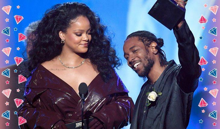 Rihanna e Kendrick Lamar