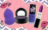Ultra Violet: produtos de beleza na cor de 2018