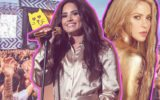 Lollapalooza, Demi Lovato e Shakira