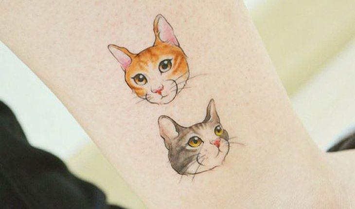 tatuagem de pets