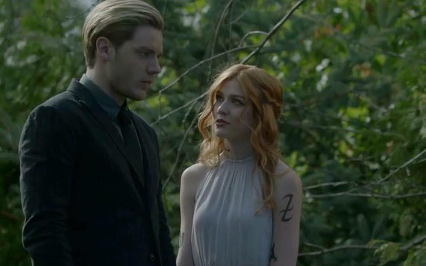 terceira temporada de shadowhunters