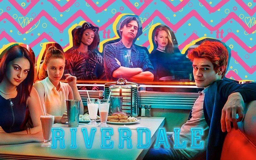 Quem é você em Riverdale. Episódio musical de Riverdale