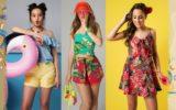 3 meninas vestindo looks da todateen by Catbalou
