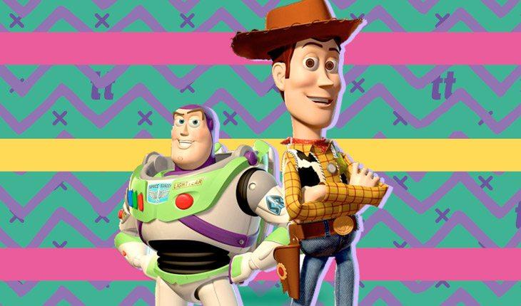 Toy Story teorias sobre filmes da disney