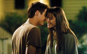 cena de Um Amor para Recordar