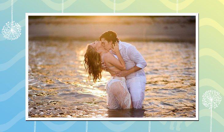 casamento de Whindersson Nunes com Luísa Sonza: ensaio de fotos