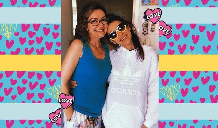 10 celebs que são amigas das mães para você se inspirar