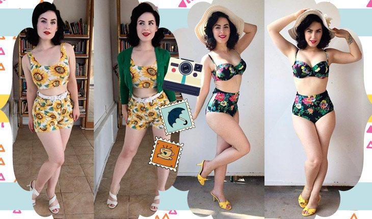 Estilo Vintage Saiba Como Usar E Inspire Se Com 27 Looks Incríveis